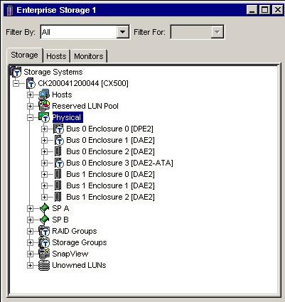 EMC扩容2T