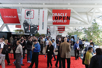 Oracle Open World 2005